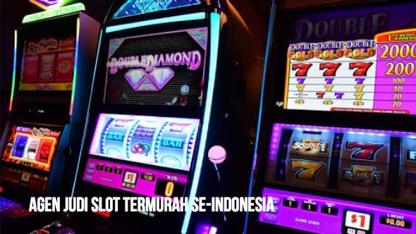 Agen Slot Online Tepercaya