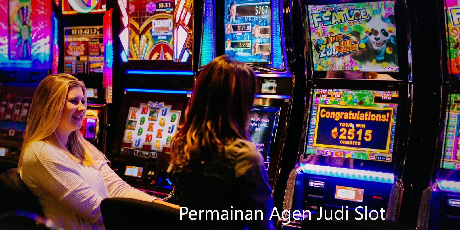 Permainan Judi Slot Joker123