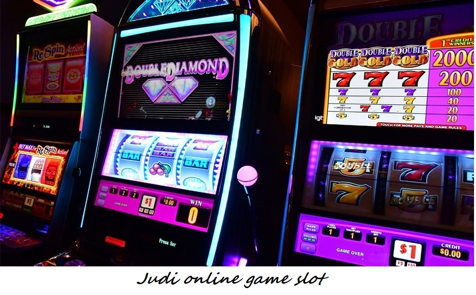 Judi online game slot